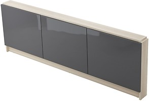 SMART 170 front casing for bathtub grey front