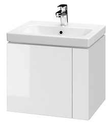COLOUR 50 washbasin cabinet white