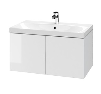 COLOUR 80 washbasin cabinet white