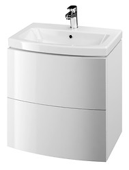EASY 60 washbasin cabinet white
