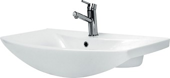 OMEGA 80 furniture washbasin