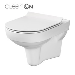 CITY wall hung bowl NEW CleanOn box
