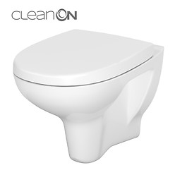 ARTECO wall hung bowl NEW CleanOn without seat