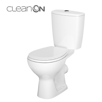 ARTECO 010 WC compact NEW CleanOn 619 without seat