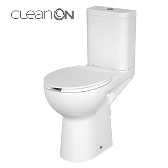 ETIUDA 579 WC compact NEW CleanOn 3/6l without seat