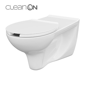ETIUDA wall hung bowl NEW CleanOn without seat