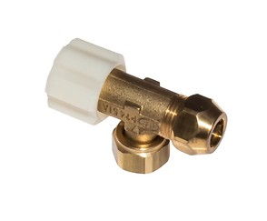 Cut off angle valve for CERSANIT/LINK WC frame