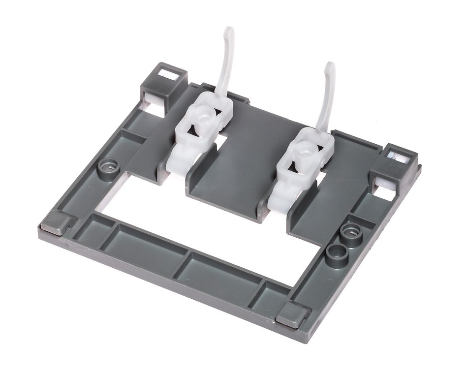 Inspection plate for TARGET tank WC frame (K99-0163) / Spare parts ...