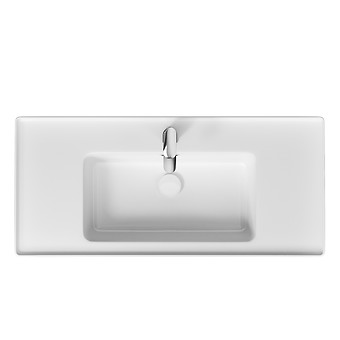 CREA 100 furniture washbasin