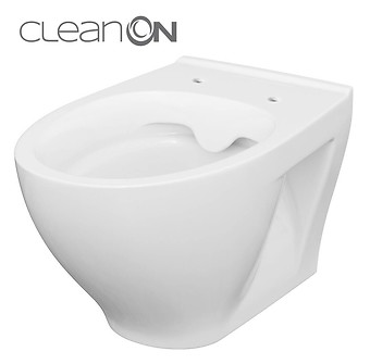 MODUO wall hung bowl CleanOn