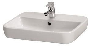 CASPIA SQUARE 60 washbasin