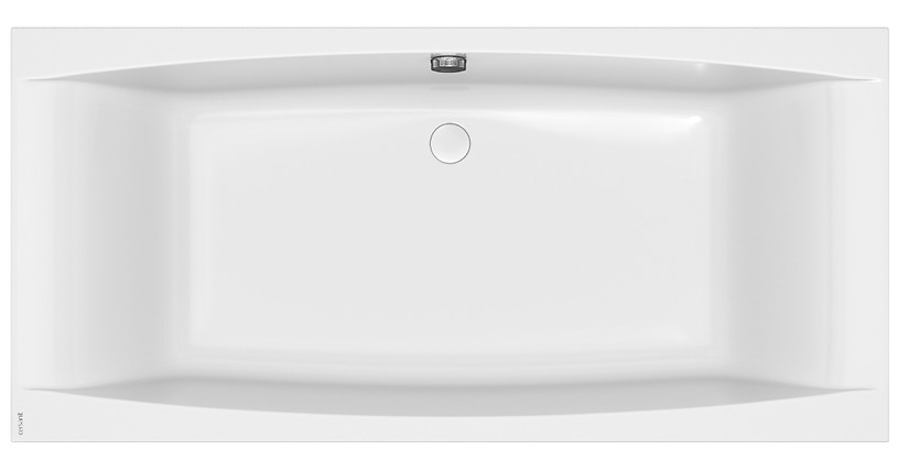 VIRGO 190 bathtub rectangular