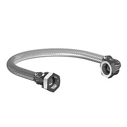 Angle flexible connector hose 200 mm for SYSTEM AQUA 2/4