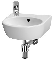 PARVA 40 washbasin left