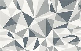 ADELLE white inserto geo 25 x 40