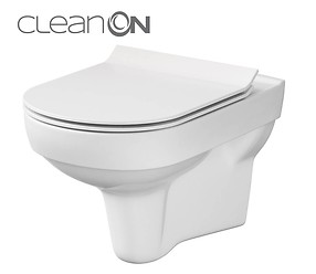 SET 794 WC SUSPENDAT CITY NEW CLEAN ON CU CAPAC SLIM CADERE LENTA DEMONTARE ...